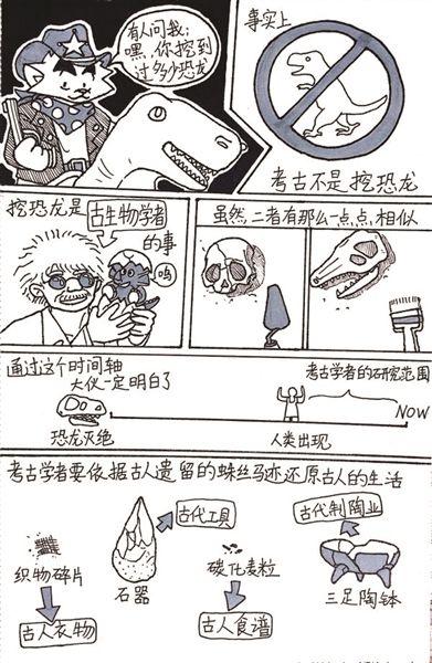 考古漫画2